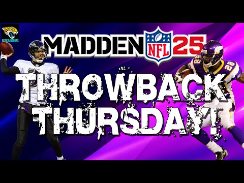 Throwback Thursday: Madden NFL 25! Ignite Engine, Next Gen, Series Finale!
