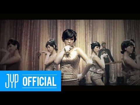 """Wonder Girls """"NOBODY (Jason Nevins Remix. Ver)"""" M/V"""