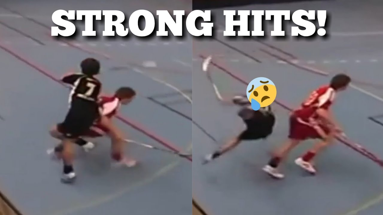 Download FLOORBALL HITS AND FIGHTS