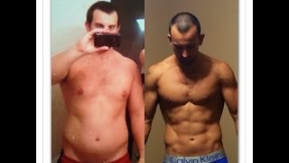 Amazing fat loss transformation