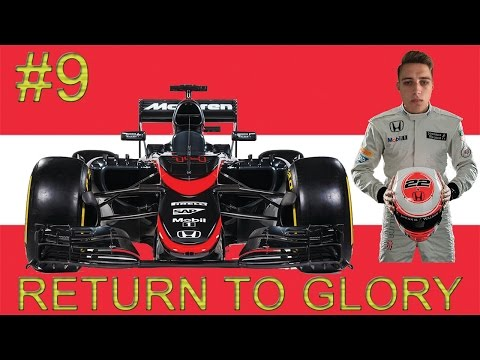 Return To Glory Episode 9 - Austria - What A Weekend
