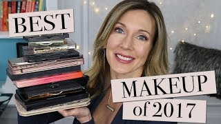 Best Makeup of 2017! High End + Drugstore