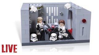 [LIVE] Building LEGO Star Wars set CELEB2017 Detention Block Rescue