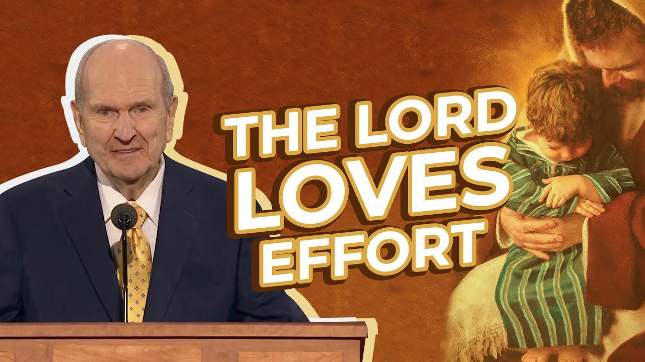 The Lord Loves Effort General Conference April 2020 Youtube