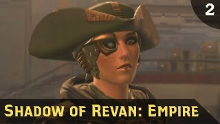 SWTOR Shadow of Revan - Sith Inquisitor, Empire Story - Heart of the Aggressor - Rishi #2