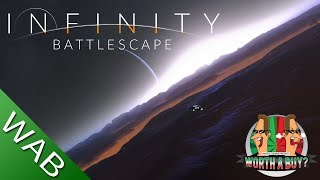 Infinity Battlescape Review (early access) - Space combat MMO (Video Game Video Review)