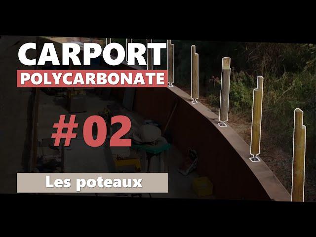 02  Les poteaux