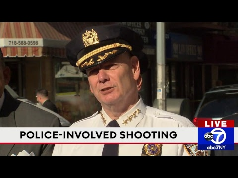Bronx police-involved shooting: NYPD briefing