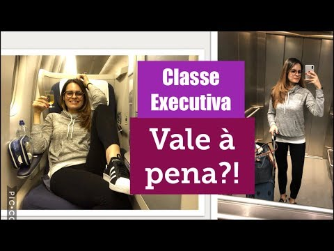 Como é voar de classe executive com a British Airways