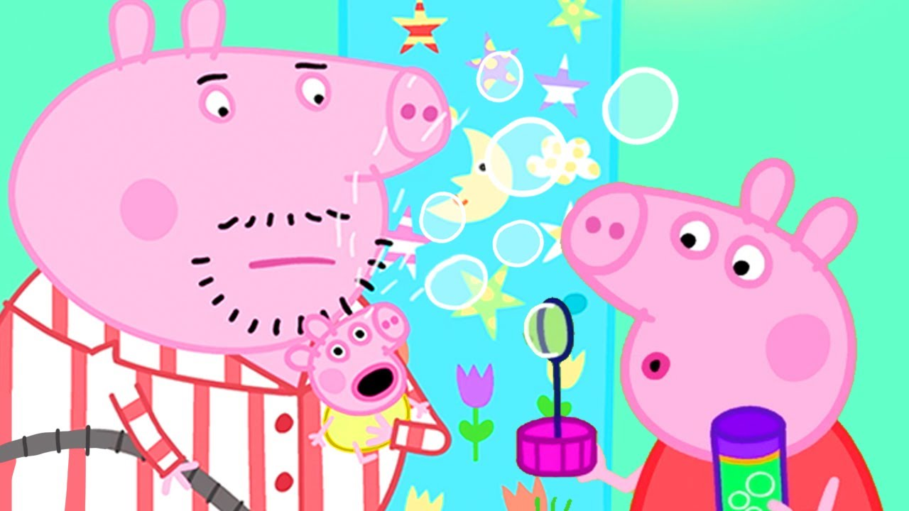 Peppa Pig Official Channel 🎄 Peppa Pig's Noisy Night with Baby Alexander