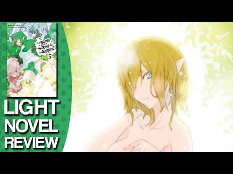 is-it-wrong-to-try-to-pick-up-girls-in-a-dungeon-volume-5-light-novel-review