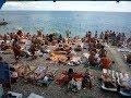 Гурзуф.Пляжи,Море,ОЧЕНЬ МНОГО ТУРИСТОВ.Жара.ВСЕ В КРЫМ.ПЛЯЖИ ГУРЗУФ,Крым 2017,