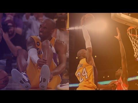 Download Kobe Bryant: Top 10 Dunks after Achilles Tear
