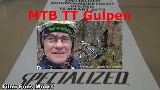 MTB TT Gulpen (nl) 15 maart 2015 - Fons Moors