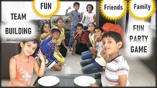 Best team building activity   team building games   party games for teams and groups
