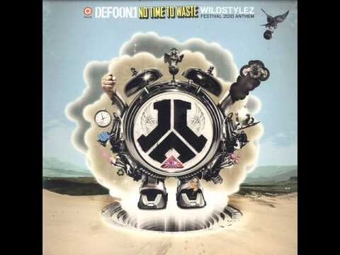 Defqon 1 2010 - No Time to Waste  audio
