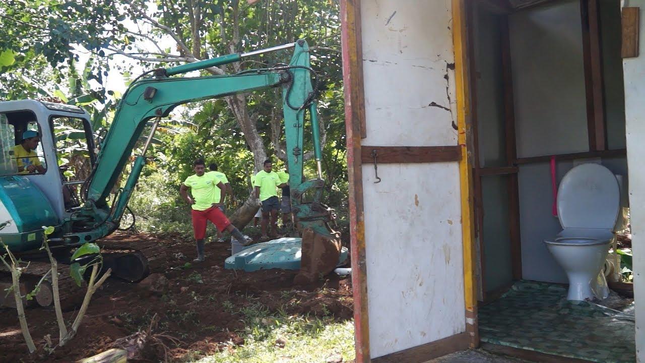 Better Sanitation Improves Lives in Samoa