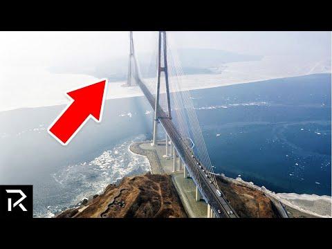 Why Russia Built A Billion Dollar Bridge To Nowhere