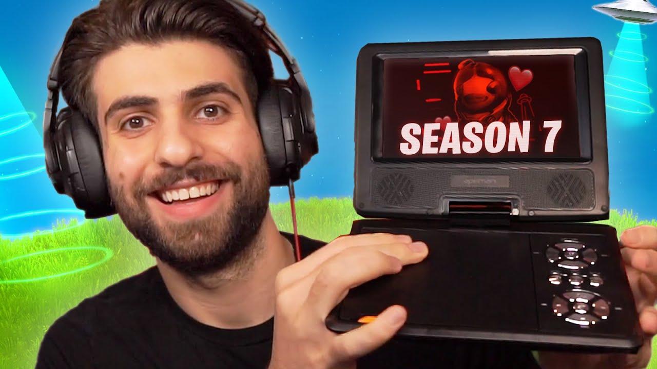 Download Fortnite Sent Me the First TEASER For Season 7!