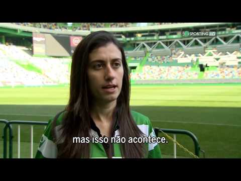 Estudantes Sírias no Sporting - Syrian Students in Sporting