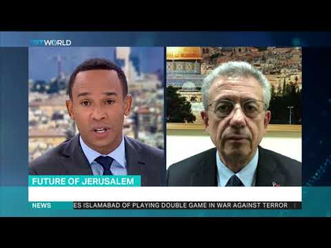 Dr.Mustafa Barghouti says relying on the US has failed completely