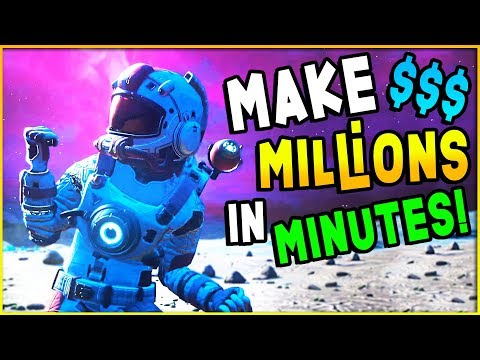 HOW TO MAKE MONEY FAST! Still Make MILLIONS! | No Man's Sky Next Guide (See Pin)