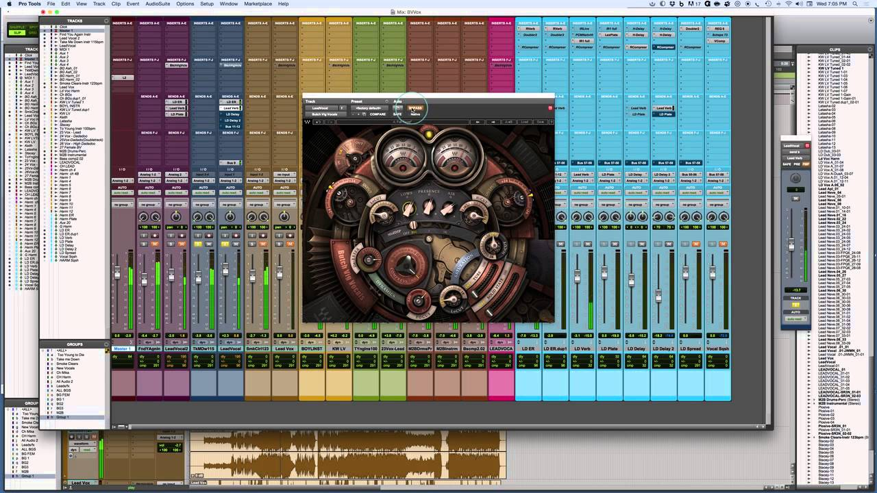 mixing with mike plugin of the week waves butch vig vocals youtube. Black Bedroom Furniture Sets. Home Design Ideas