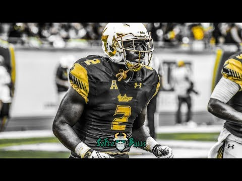 #MrVersatile South Florida RB D'Ernest Johnson Career Highlights 2014-2017