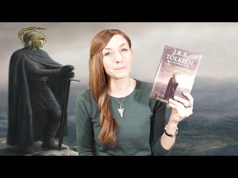 The Children of Hurin Book Review J.R.R. Tolkien | #TolkienBirthdayToast