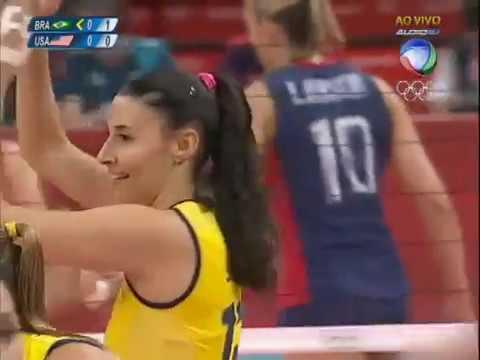 Brasil x EUA Final Olimpica 2012