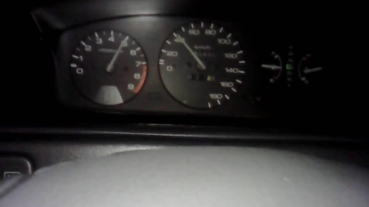 honda civic coupe 2006 разгон до 100