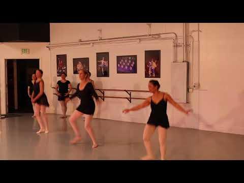 Bay Pointe Ballet Adult Showcase 2017