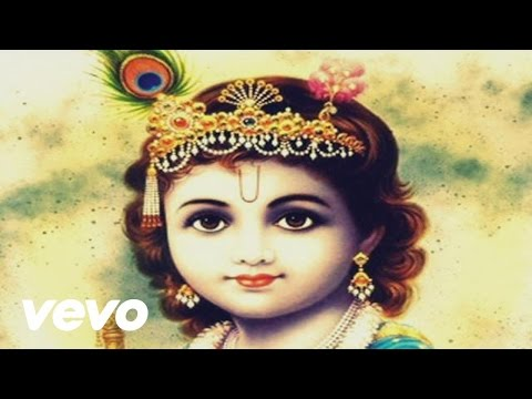 Anuradha Paudwal - Mere To Giridhar Gopal (Pseudo Video)