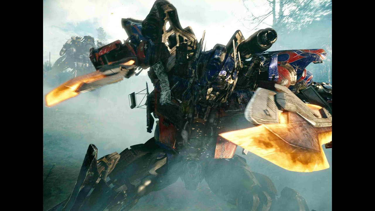 Transformers - Pure Action [1080p] - YouTube