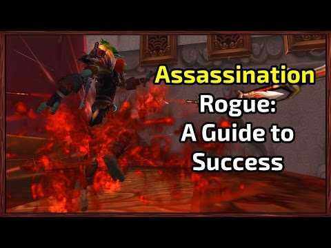 Assassination Rogue: A Guide to Success [7.1.5]