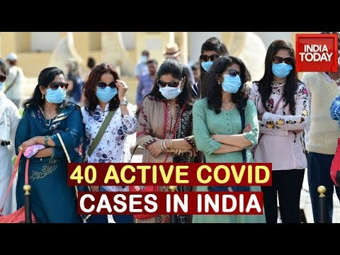 40 Positive Coronavirus Cases In India After Fresh Cases In Delhi, Kerala, UP, Jammu