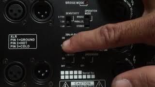 Ca mau audio crest audio ca 20