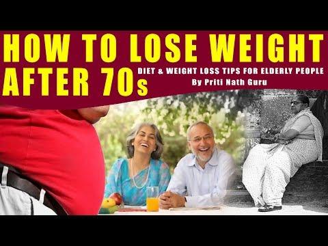 weight extermination tips seeking elderly