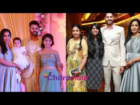 Actor Sridhar and Vidya Rao's Daughter Laghima Birthday Party Photos