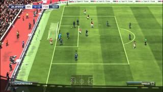 Arsenal - Bayern Mnichov | Liga mistrů | 19.2.2014