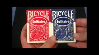 Bicycle Solitaire High Wheel Back Deck Review
