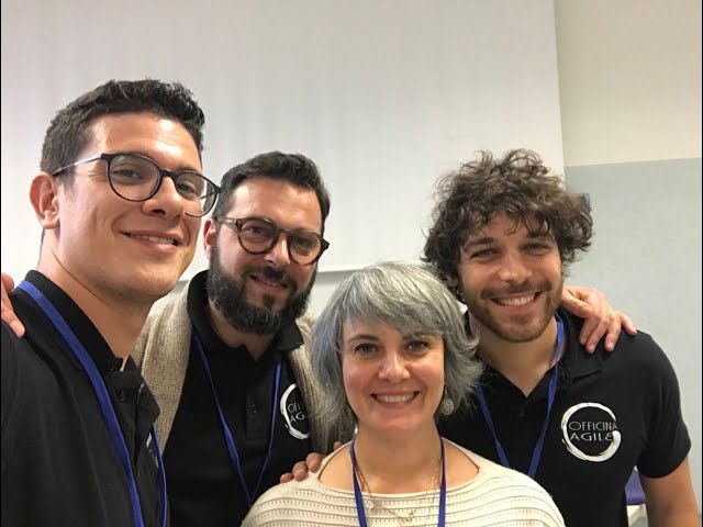 IAD19 - Stefania Marinelli - What does a Scrum Master do, or should do, all day?
