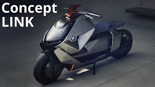 2017 BMW Motorrad Concept Link   The Reinvention of Urban Mobility on Two Wheels