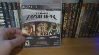 Tomb Raider Trilogy Collection - PS3