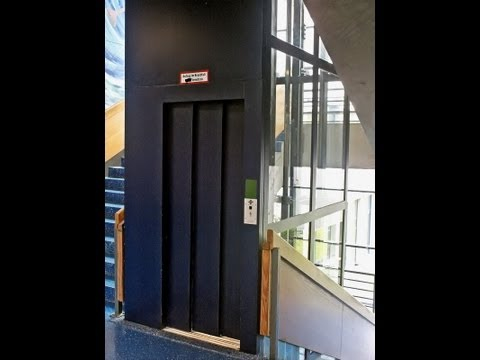 1993 Fries elevator at Gymnasium Altenforst Troisdorf, Germany
