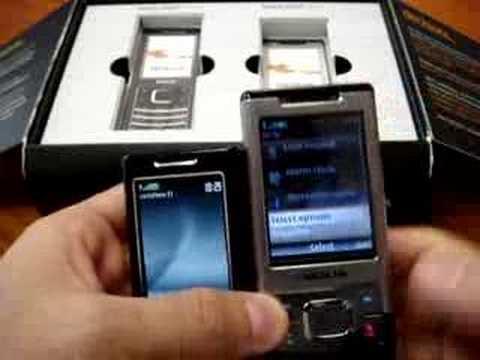 CellulareMagazine.it Nokia Classic vs Slide 6500 Eng