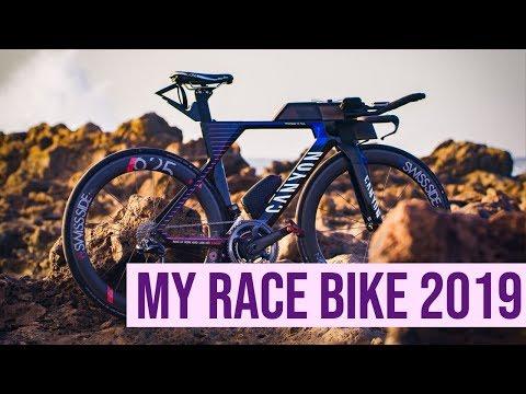 MEIN RACE BIKE 2019 | Canyon Speedmax CF SLX
