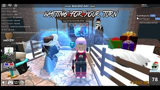 Roblox-Playing Murder With those registered (Murder Mystery 2) (Special of 15 registered)