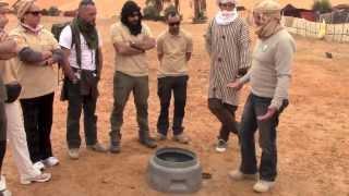 Supervivencia en Desierto II