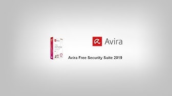 Avira Free Security Suite 2019 8.25.19